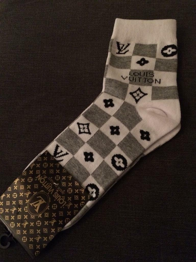 Louis Vuitton Socks To Match Bag Etc In Hornchurch