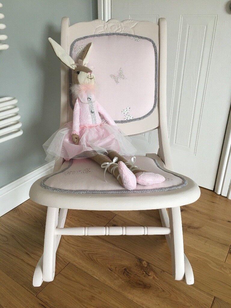 Girls Rocking Chair