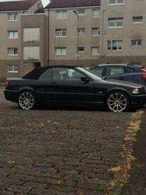 BMW 318 convertibile