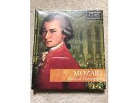 Brand new Mozart Musical Masterpieces CD