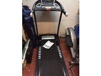 Roger Black Gold Medal Treadmill Running Machine