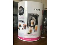 BNIB NESCAFE Dolce Gusto Oblo Coffee Machine by Krups - Black