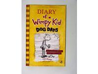 Diary Of A Wimpy Kid - Dog Days by Jeff Kinney