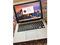MacBook Pro / 13 inch / Late 2011