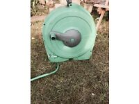 30mt free standing hose reel