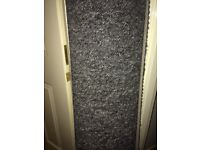 Carpet roll end/ remnant/ off cut. Approx 5.4m2