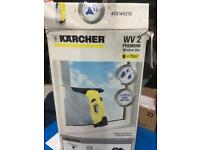 Karcher window vac faulty