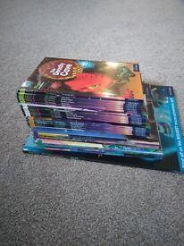 Project X, Alien Adventures, 31 books, excellent condition