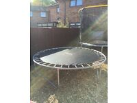 8ft Trampoline Free to collector
