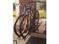 Bike rack Fiamma, cost £350 first £100