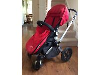 Bugaboo Cameleon pushchair/carrycot