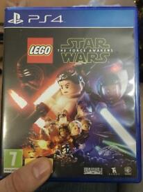LEGO Star Wars Forces awakens PS4