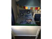 Childs Ikea Bed Room Set Like New