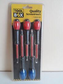 quality screwdrivers