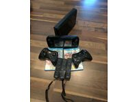 Nintendo Wii U + Two Game & Accessories For Sale