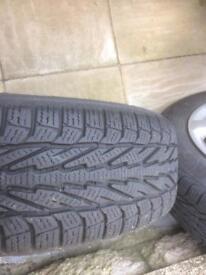 Fiesta winter tyres
