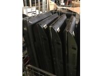 "Joblot of 25 mix Lcd/LED TVS mostly smart TVS 43"" to 65"""