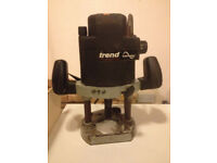 Trend T9 router for parts or restoration