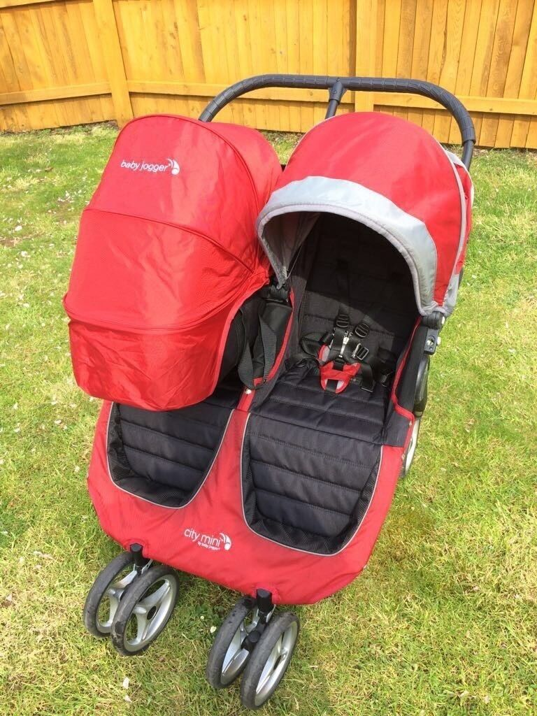 Can Post Compact Carry Cot Fits Baby Jogger City Mini ...