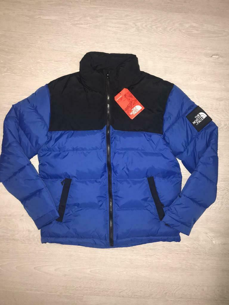 The North Face 1992 Nuptse Puffer Blue RRP £230!! (Not Supreme Yeezy Or Off  White) 859e97bad
