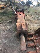 Hydraulic Hammer G110 suit 45- 70 ton excavator  Melton Melton Area Preview