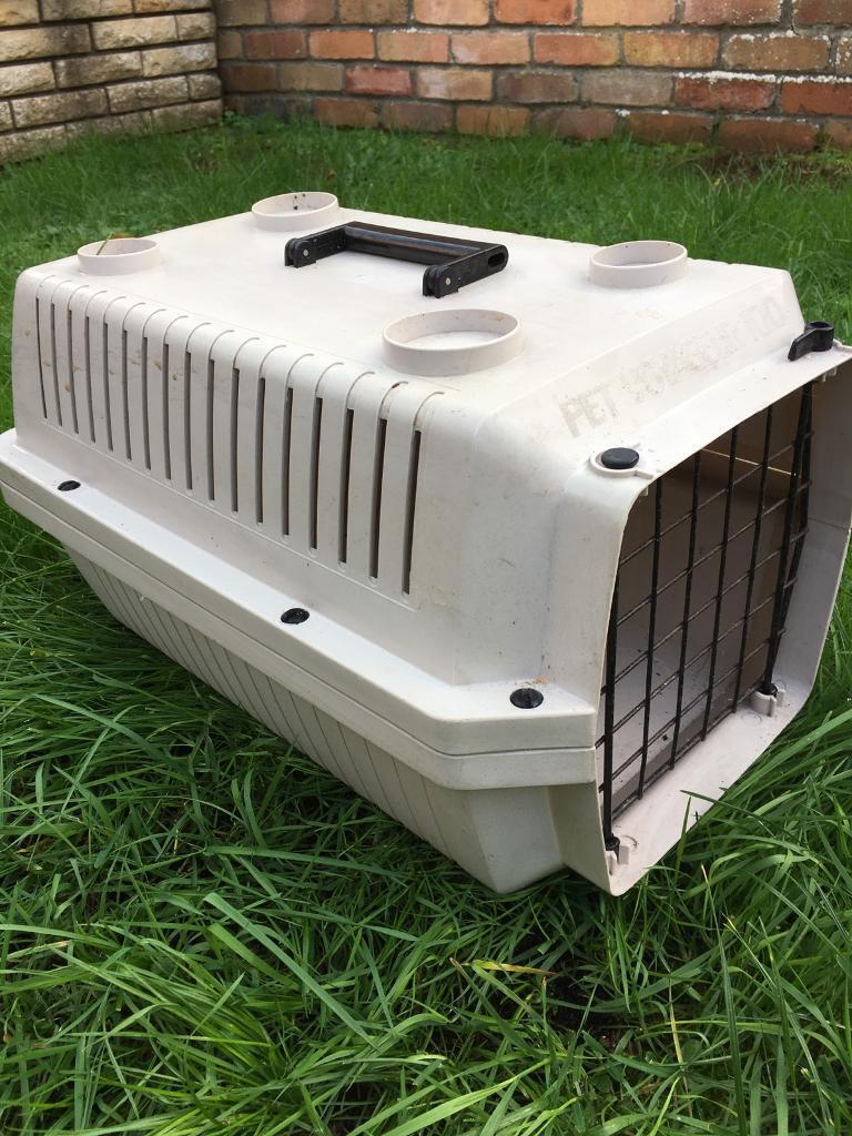Portable cat pet carrier