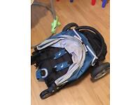 City baby jogger pushchair
