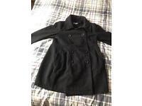 Maternity coat jojo maman Bebe