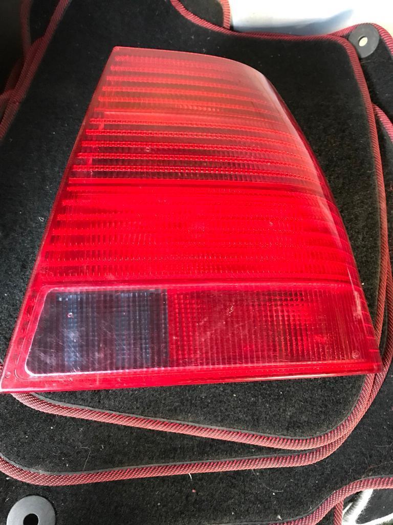 VW BORA DRIVERS SIDE REAR LIGHT ASSEMBLY