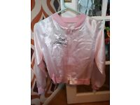 Grease Pink Lady Fancy Dress Costume 10-12yr