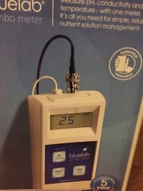 Blue lab combo meter new boxed