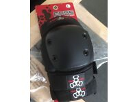 Knee Pads- Riple 8 Capped- Brand New
