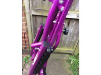 Purple Cross Trainer - Very Good Condition