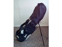 CONFIDENCE GOLF CLUBS, FULL SET IN EXCELLENT CONDITION