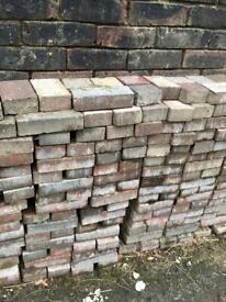 Driveway Bricks x 400