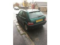 Citron saxo vtr 1.6 Runner , low mileage