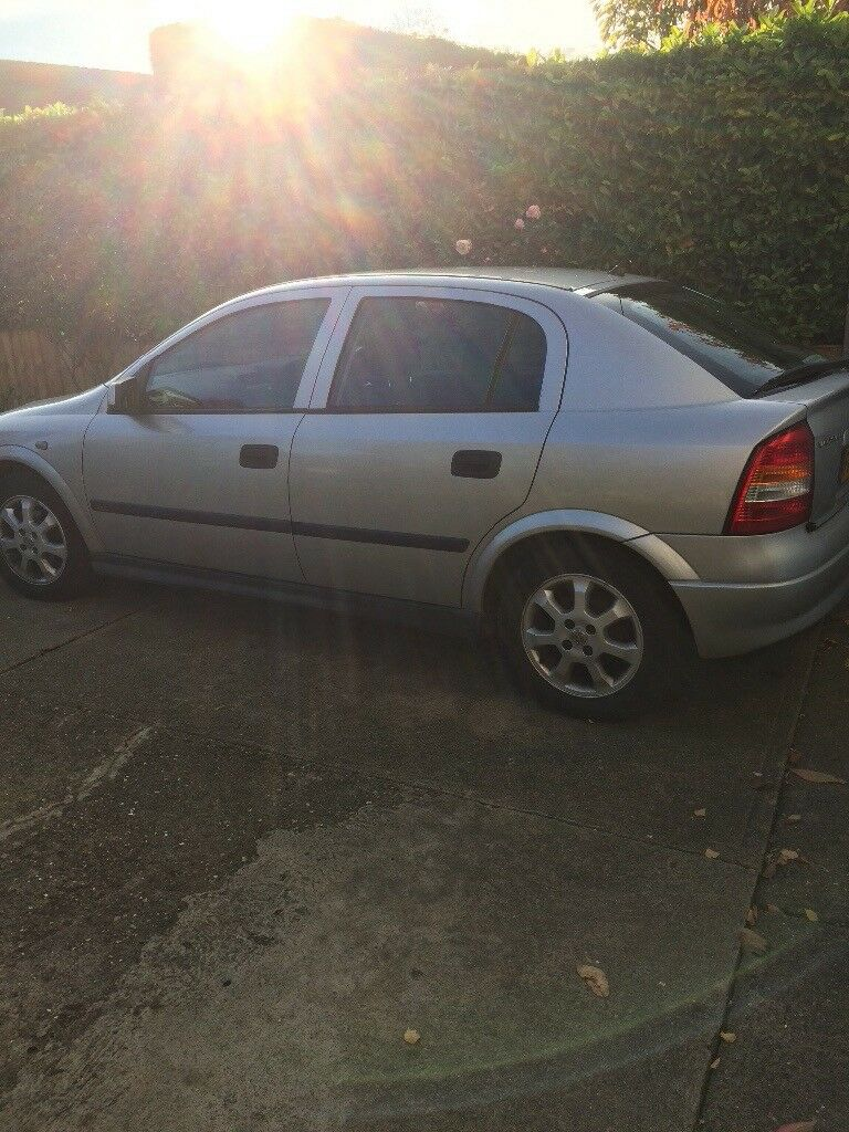 Vauxhall Astra 1.6 Good Runner