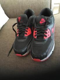 Nike air size 5.5