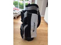 Cougar 9 hole golf bag