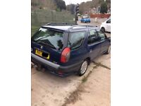 Peugeot 306 LD Estate - Good Running Car with MOT and Towbar