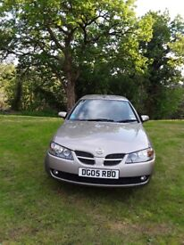 A lovely Nissan Almera