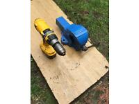 Desalt 18 v working and vice £20