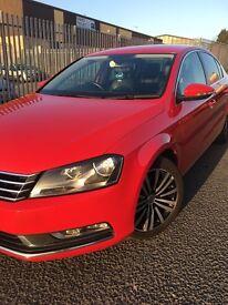 VW Passat 2.0 TDI, BlueMotion tech, Sport, SatNav, £30 year road tax, + Full service history.