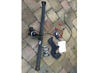 Towbar for Renault Clio