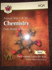 CGP chemistry textbook