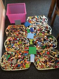 Large amount of lego £30