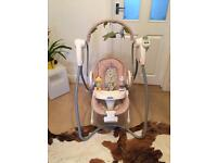 Graco 2-in-1 swing