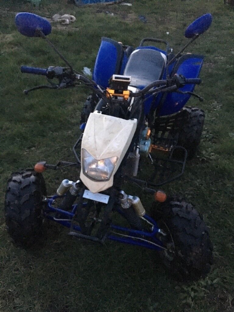 Bashan 200cc road legal quad