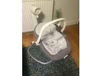 Joie 2 in 1 swing rocker