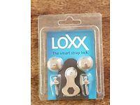 Loxx Nickel Strap Lock Kits